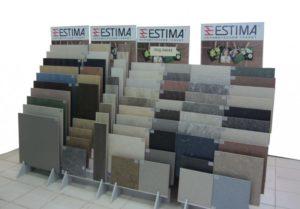 Керамогранит Estima: особенности материала