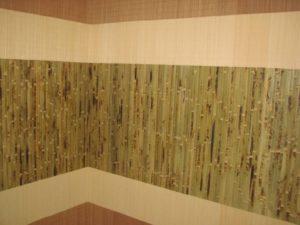 Бамбуковые обои: особенности