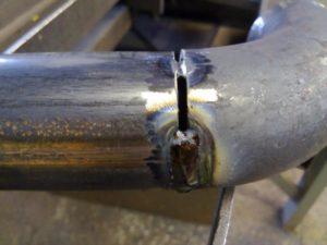 Технология соединения труб ручной дуговой сваркой