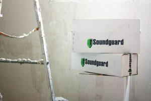 Современная звукоизоляция SoundGuard: особенности и применение