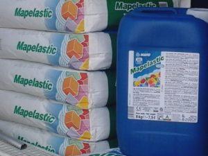Достоинства и применение гидроизоляции Mapei