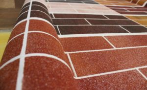Гибкая плитка: плюсы и минусы