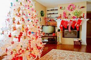 Как украсить квартиру на Новый год?