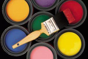 Сколько сохнет акриловая краска?