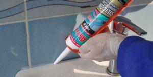 Чем растворить силиконовый герметик?