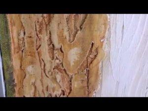 Декоративные штукатурки под дерево: материалы и способы создания разных эффектов