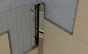 Внутренние уголки для плитки: виды и монтаж