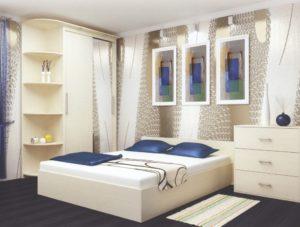 Выбираем спальный гарнитур для маленькой спальни