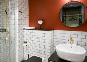 Особенности оформления туалетов в стиле лофт