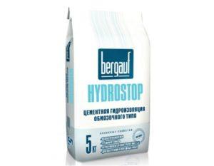 Гидроизоляция Hydrostop: особенности и преимущества