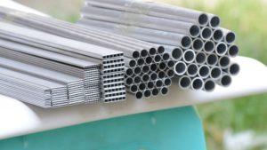 Как выбрать алюминиевую трубу?