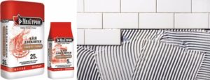 Быстросохнущий клей для плитки: тонкости выбора