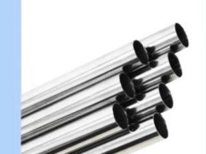 Хромированные трубы: характеристики и сфера применения