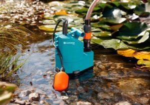 Дренажные погружные насосы для грязной воды: технические характеристики и особенности использования