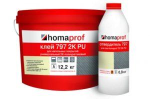 Двухкомпонентный полиуретановый клей: особенности выбора