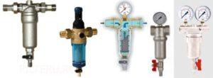 Самопромывные фильтры для воды: принцип работы и тонкости эксплуатации