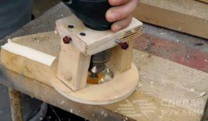 Как сделать фрезер из дрели своими руками?
