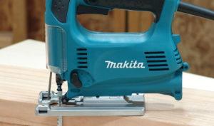 Как выбрать и использовать лобзик Makita?