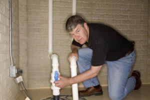 Как отогреть водопровод из пластиковых труб под землей?