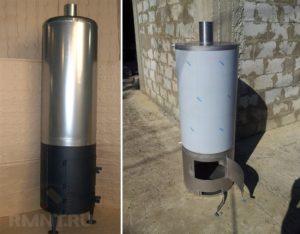 Модели дровяных водонагревателей и советы по выбору