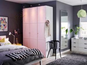 Шкафы от Ikea
