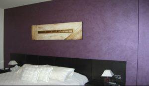 Декоративная краска для стен с эффектом шелка: особенности применения