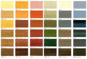 Краски для дерева на водной основе: виды и характеристики