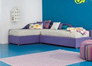 Детский угловой диван: виды и правила выбора