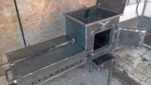Мангал-коптильня: разновидности и особенности изготовления