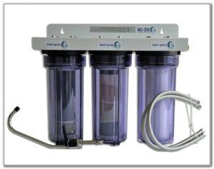 Проточные фильтры для воды: тонкости выбора