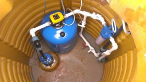 Кессон для скважины: тонкости подбора и монтажа