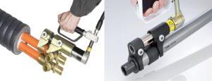 Особенности и монтаж труб из сшитого полиэтилена для систем отопления
