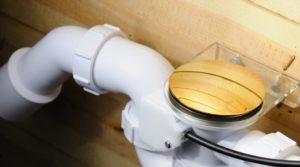 Как устроена автоматическая система слив-перелив для ванны?