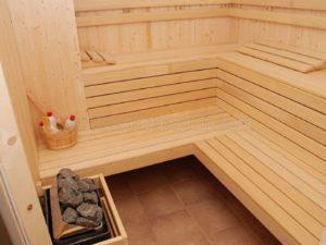 Строим сауну в доме своими руками