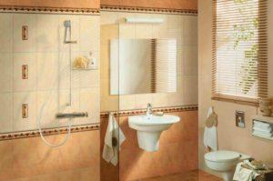 Какую плитку для ванной комнаты лучше выбрать: глянцевую или матовую?