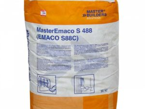 Выбор ремонтной смеси Emaco