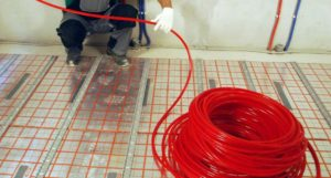 Монтаж радиатора отопления цена за точку