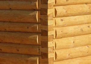 Рубка в лапу: тонкости процесса строительства