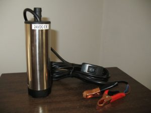 Выбираем насос мощностью 12 вольт для воды