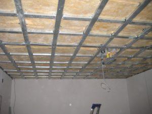 Как сделать подвесной потолок своими руками?
