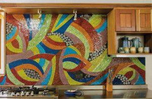 Панно из плитки: креативные решения для вашего интерьера
