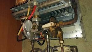 Теплообменники для газовой колонки: обслуживание и устранение неисправностей