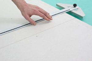Как резать гипсокартон?