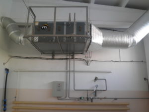 Что такое приточная вентиляция и как ее организовать?