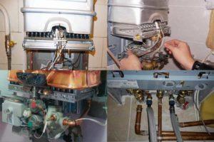 Газовые колонки-автомат: виды и способы устранения неисправностей
