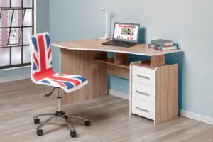 Выбираем письменный стол для двоих детей