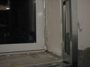 Откосы из гипсокартона: плюсы и минусы конструкций