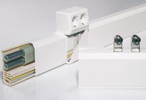 Плинтусы для труб отопления: как правильно выбрать и установить?
