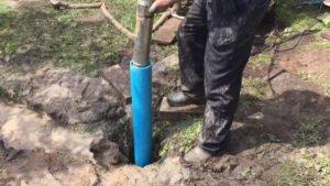 Правила установки обсадных труб для скважин