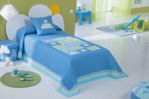 Как подобрать покрывало на детскую кровать?